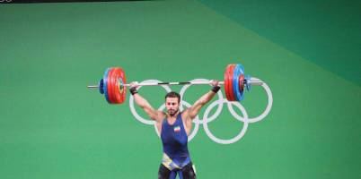 کسب نخستین طلای المپیک ریو توسط پولادمرد کرمانشاهی