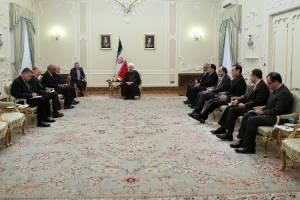 اراده ایران و کوبا، توسعه همه جانبه همکاری ها است
