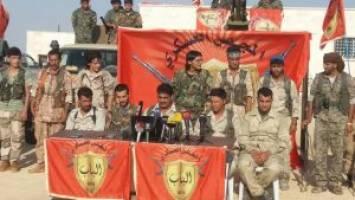 تشکیل شورای نظامی الباب برای آزاد سازی از دست داعش