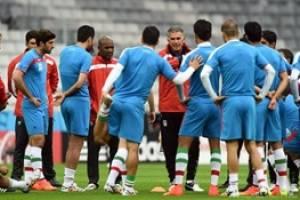 تیم ملی در لبنان به مصاف سوریه می رود