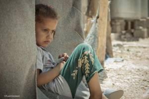 کودکی در اردوگاه