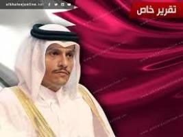 چرخش سیاست  قطر در قبال بحران سوریه