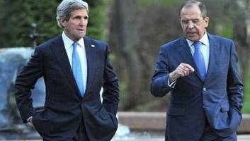 مذاکرات 12 ساعته کری -لاوروف و توافق بر سر آتش بس