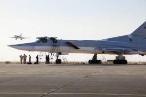 حضور جنگنده های روسیه در همدان