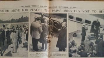 ژاپنی ها و روزنامه های دوران جنگ جهانی دوم