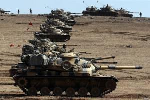 بررسی اهداف پنهانی ترکیه در شمال سوریه