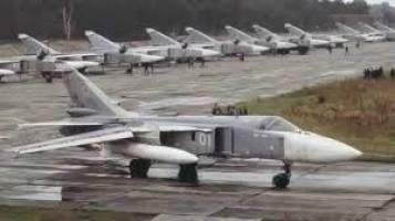 استقرار مجدد بمب افکن های روسیه در پایگاه هوایی همدان