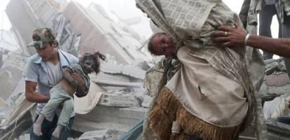 تعداد قربانیان بحران سوریه از 300 هزار نفر گذشت!