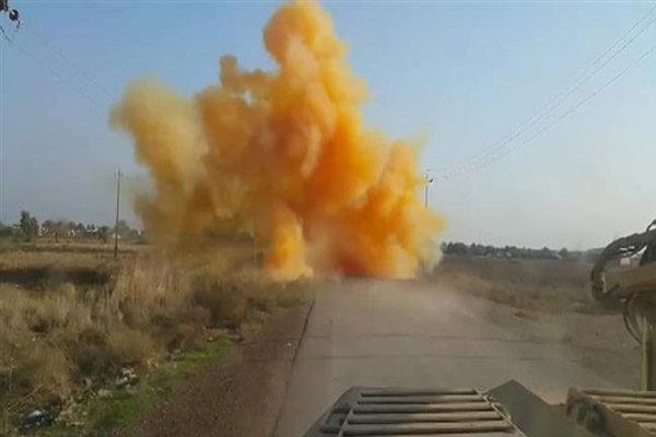 استفاده تروریستها از گاز سمی