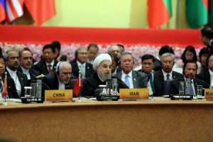 تهران درراه تبدیل قاره کهن به کانون پیشرقت جهان