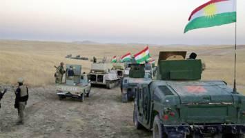 گزارش میدانی و تحلیلی از اولین روز عملیات آزادسازی موصل