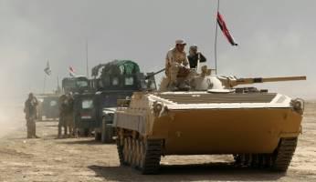 تحولات دومین روز عملیات  آزادسازی موصل