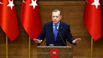 اردوغان: مصمم به پاکسازی منبج از اعضای حزب اتحاد دموکراتیک هستیم