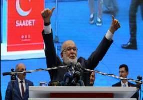 کرم الله اوغلو رهبر جدید حزب سعادت ترکیه