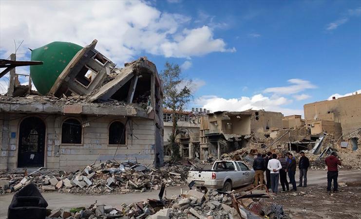 ثبت ۴۲ مورد نقض آتشبس در سوریه