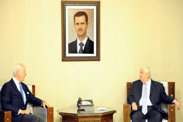 مخالفت ولید معلم با پیشنهاد خودمختاری حلب