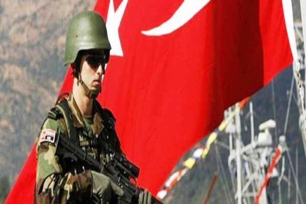 اهداف ترکیه در عراق و سوریه