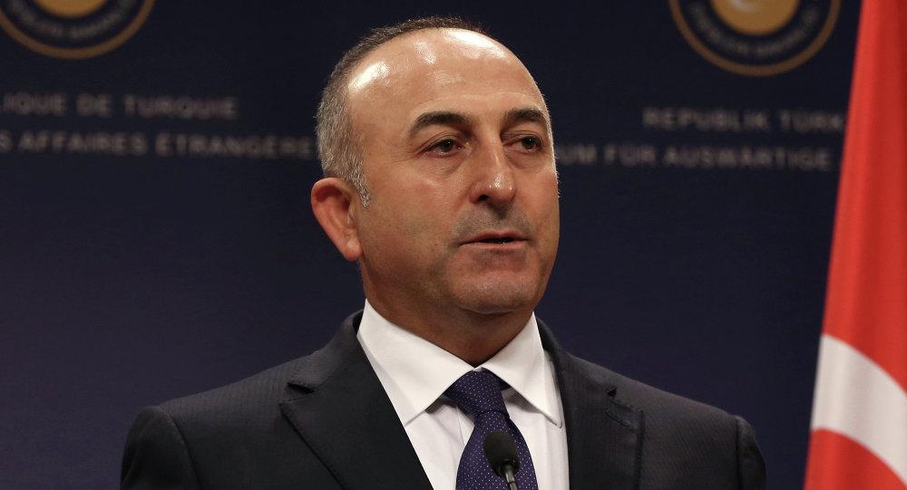 حضور غیرمنتظره وزیر خارجه ترکیه در ایران
