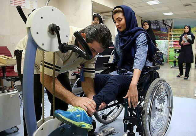 نمایشگاه بینالمللی خدمات و تجهیزات توانبخشی معلولان در مصلی تهران برگزار می شود