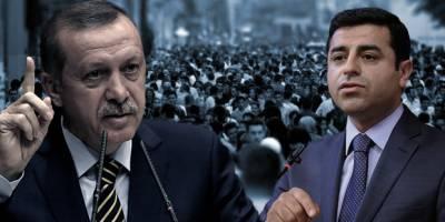 بازداشت رهبران سومین حزب بزرگ پارلمانی ترکیه