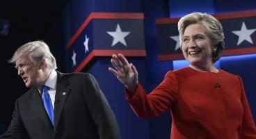 انتخاب 45مین رئیس جمهوری آمریکا
