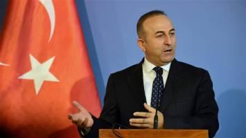 چاووش اوغلو: آلمان از مخالفان دولت ترکیه حمایت میکند