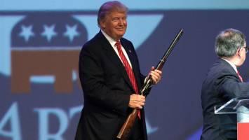 دونالد ترامپ رسماً رئیس جمهور 45م آمریکا شد!