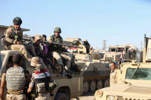 پیشروی نیروهای عراقی در محلههای شرقی موصل
