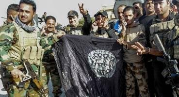 نیروهای عراقی وارد منطقه «التحریر» در موصل شدند