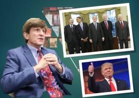 از ریگان تا ترامپ، 9 پیش بینی کاملا صحیح انتخاباتی توسط استاد امریکایی
