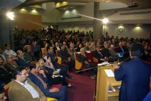 آیین رونمایی از کتاب عملیات انفال در ترازوی حقوق بین الملل برگزار شد