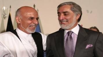 بحران در دولت وحدت ملی افغانستان