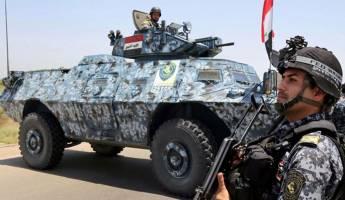 ارتش عراق شهر نمرود را آزاد کرد