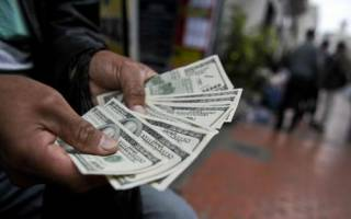 روند افزایشی نرخ دلار متوقف شد