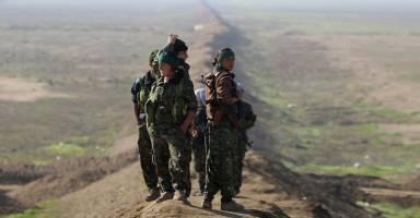 واشنگتن -پاریس بدنبال ایجاد اقلیم کردستان سوریه!