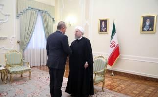 ثبات و امنيت منطقه مبناي تعامل و همكاري ايران و تركيه