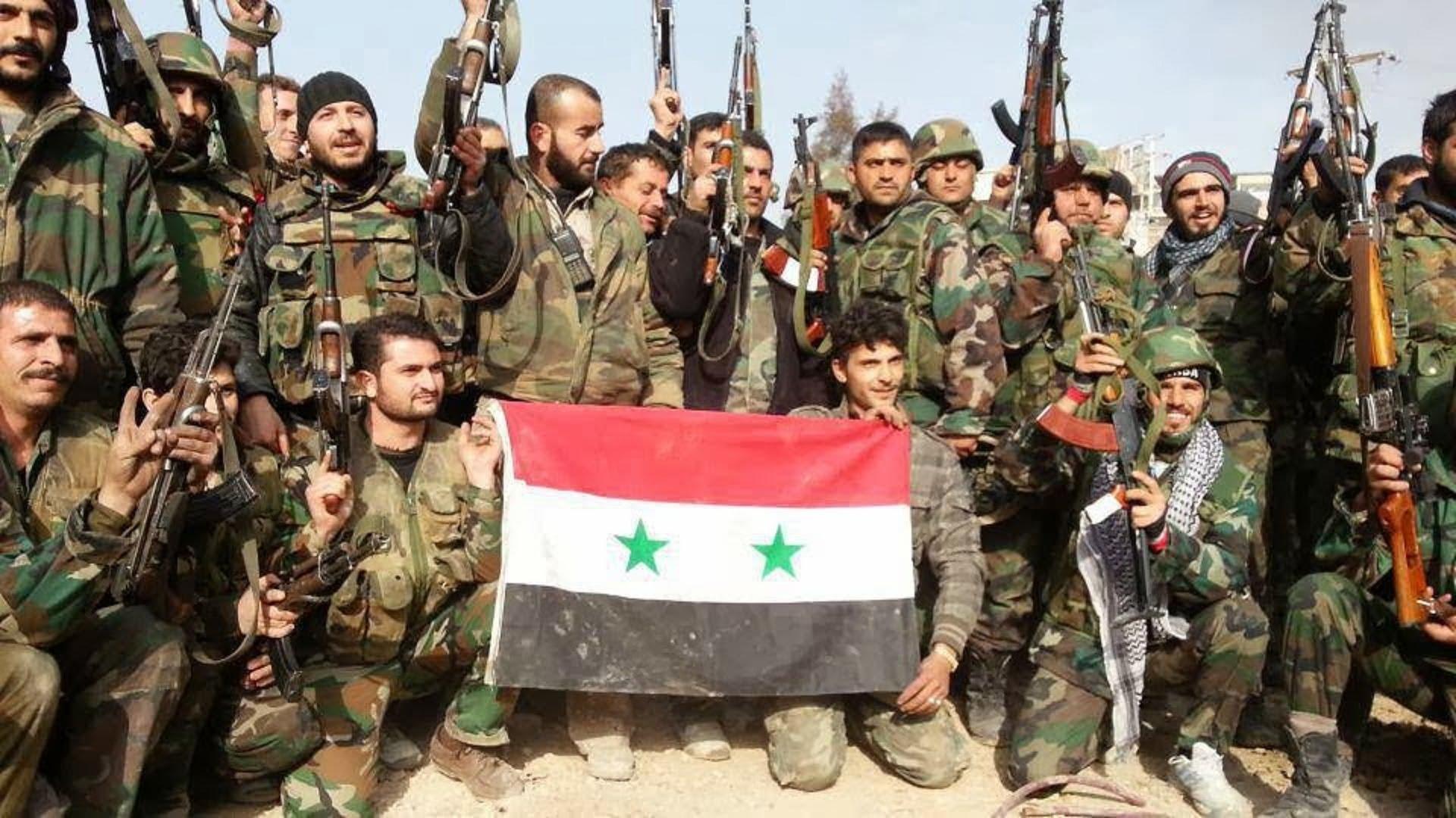 پیروزی های جدید ارتش سوریه در نبرد حلب