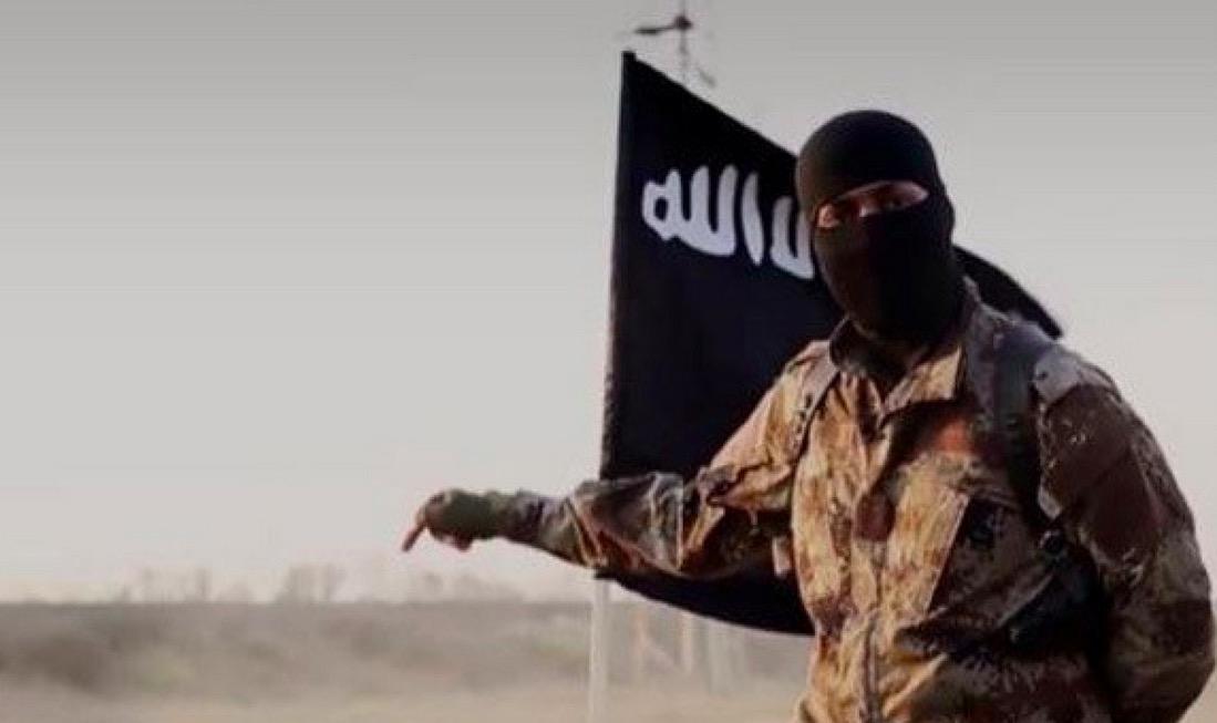 حرکت داعش از عراق به سوریه