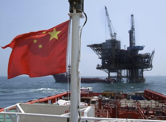 عزم شرکت های چینی برای تصاحب میادین نفتی در ایران