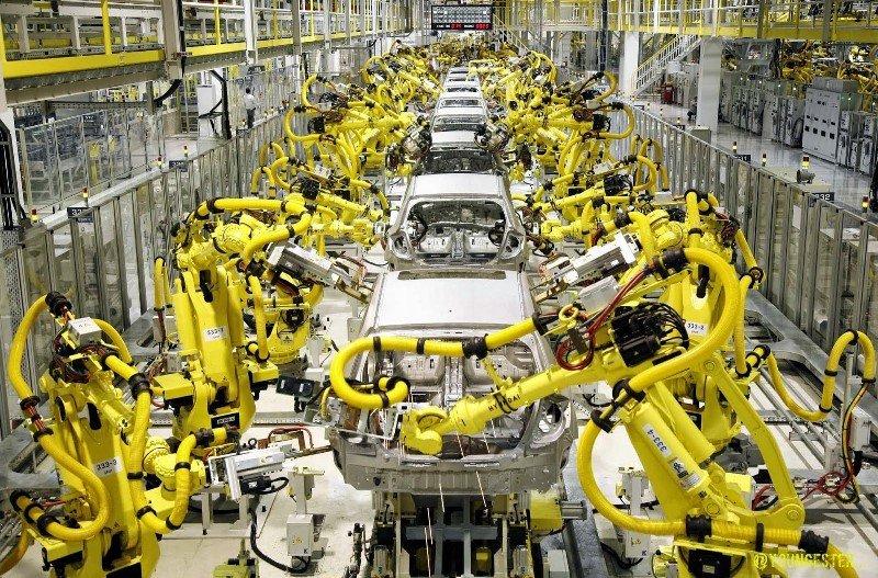 شغل های آمریکایی ها توسط ربات ها تهدید می شود