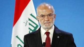 وزیر خارجه عراق از آزادی 70 منطقه تحت سیطره داعش خبر داد