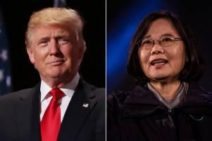 چرا چین به تماس تلفنی ترامپ و رئیس جمهور تایوان واکنش نشان داد؟