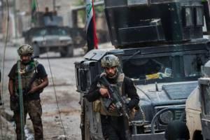 ورود نیروهای عراقی به 5 محله جدید موصل