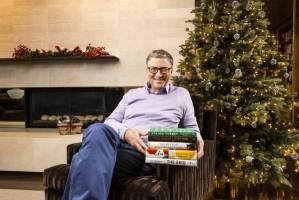 «بیل گیتس» کتابهای محبوبش را معرفی کرد