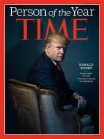 ترامپ مرد سال2016 مجله تایم