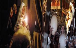 دقایقی دیدنی از فیلم «محمد رسول الله»
