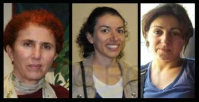 مرگ مغزی متهم  ترور سه فعال زن کُرد