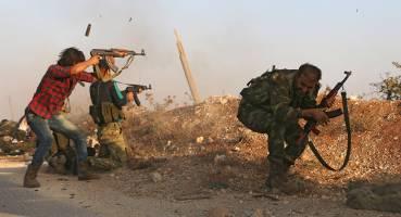 تاثیر پیروزی ارتش آزاد در الباب بر معادلات جنگ در سوریه