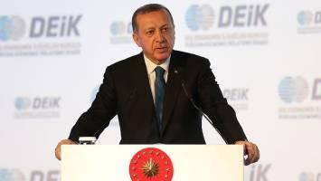 اردوغان: اجازه تاسیس دولتی جدید در شمال سوریه را نخواهیم داد