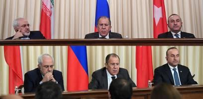 سه دلیل برای نگرانی ایران از اهداف روسیه در سوریه